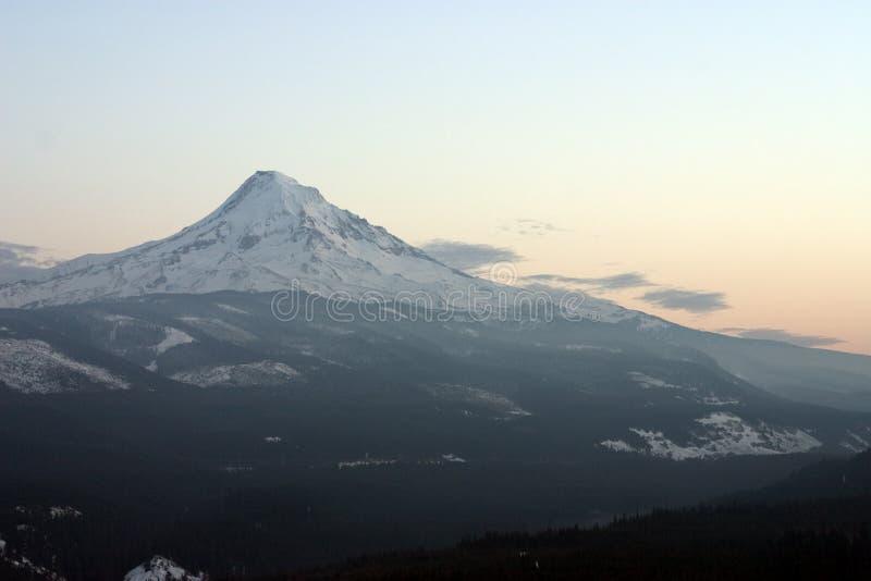 Mount Hood 3 Stock Image