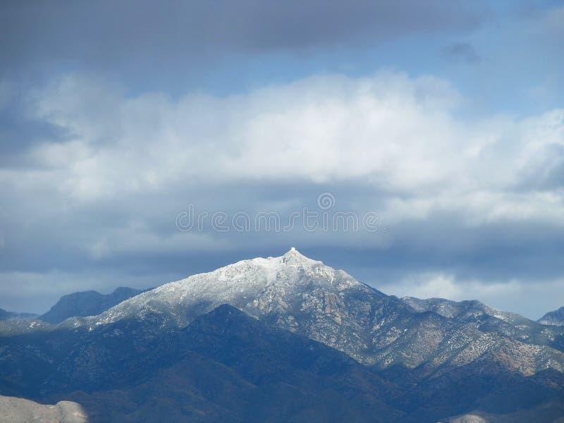 Mt Hopkins royalty free stock photo