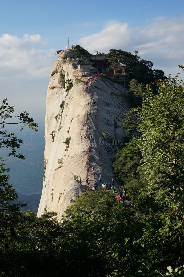 Free Mount Hua Stock Photography - 43888142