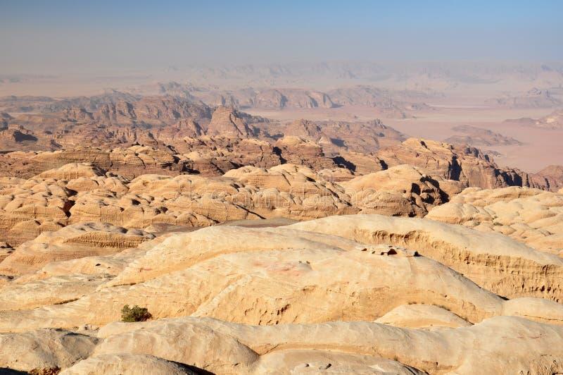 Mount Jebel stock image