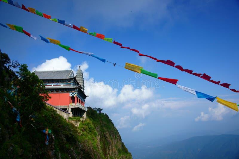 Download Mount Jizu stock image. Image of peak, yulong, erhai - 25957323