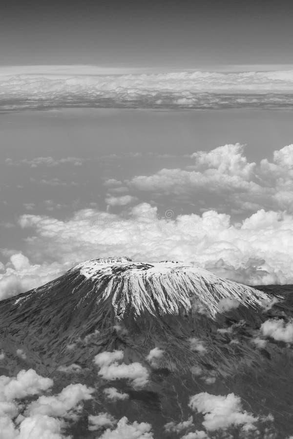 Mount Kilimanjaro royalty free stock photos