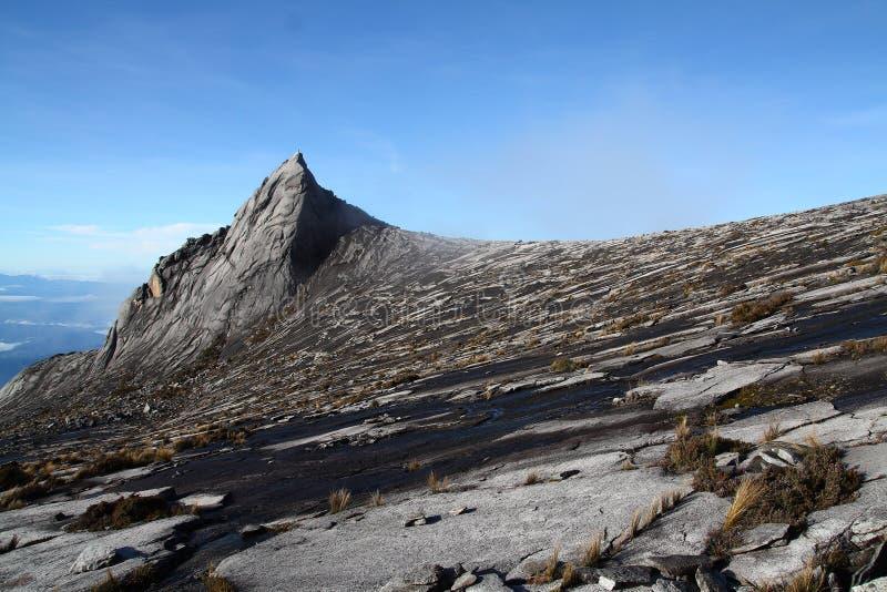 Mount Kinabalu 01 stock photography