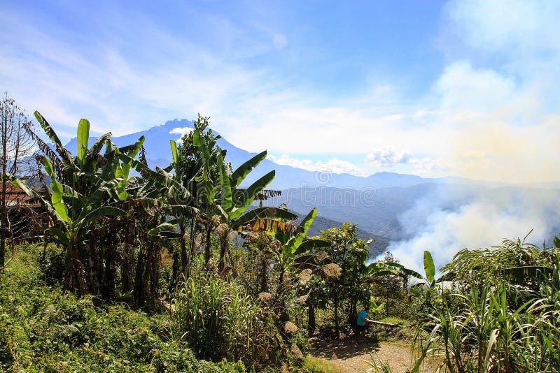 Mount Kinabalu, Sabah, Malaysia, Borneo royalty free stock photos