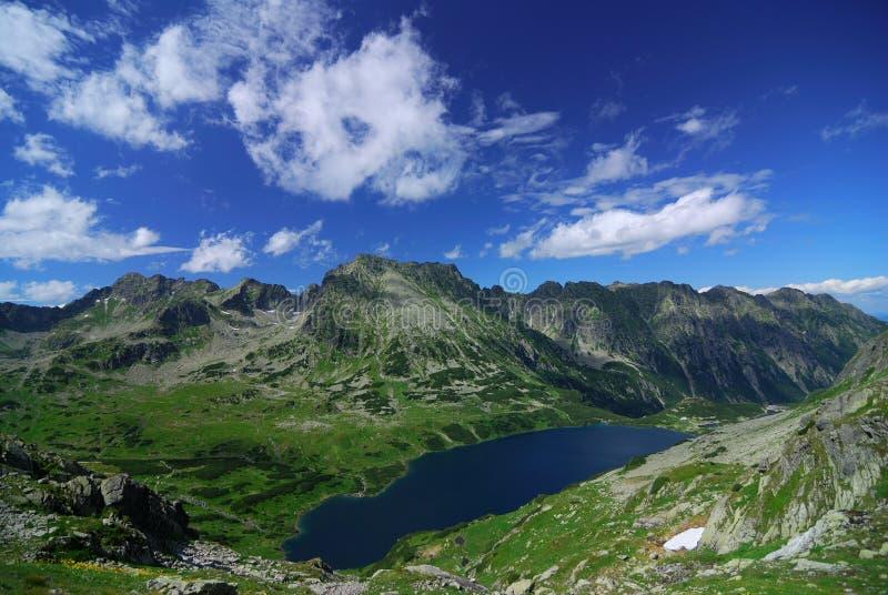 mount lake obraz royalty free
