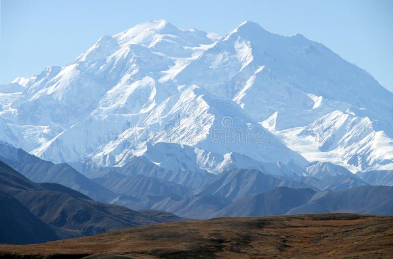 Mount McKinley, Alaska royalty free stock photo