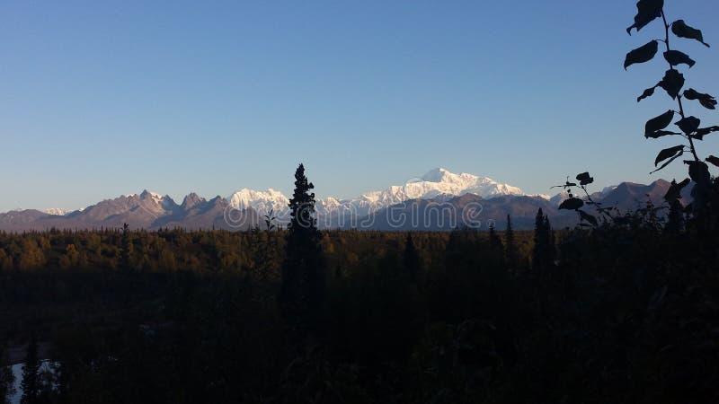 Mount McKinley royalty free stock image