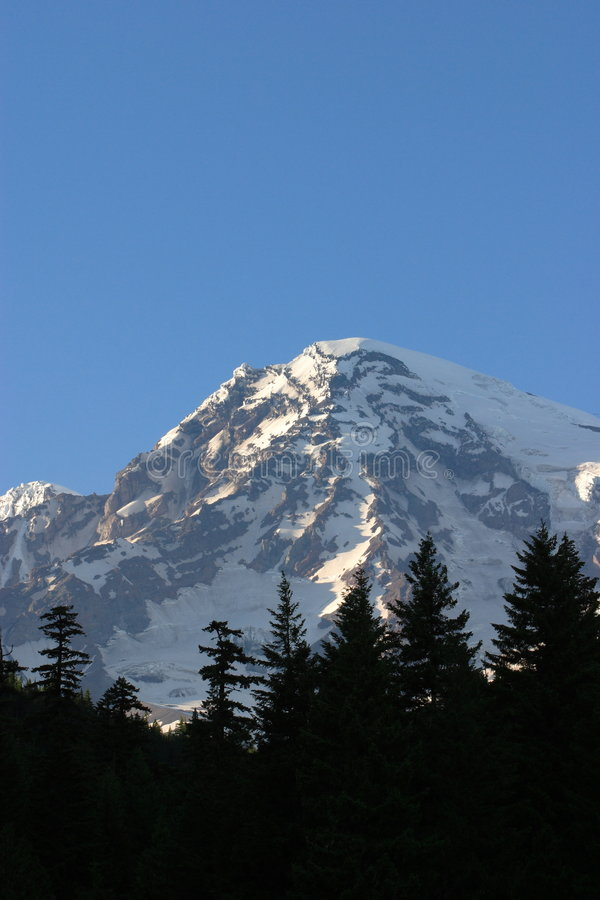 Free Mount Rainier Stock Photography - 4973092