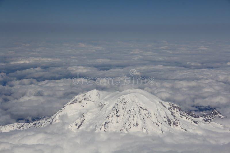 Mount Rainier royalty free stock image