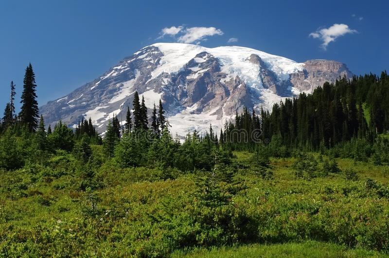Download Mount Rainier, Washington, USA Stock Photo - Image: 29726586