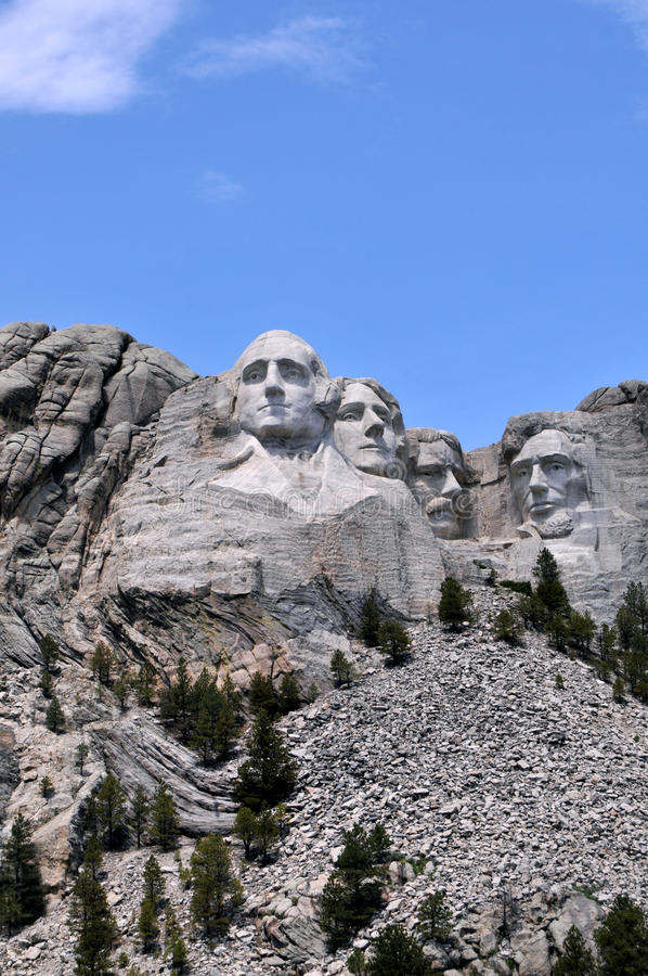 Download Mount Rushmore stock photo. Image of theodore, rock, roosevelt - 25420902