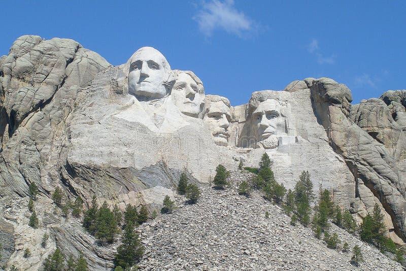 Mount Rushmore arkivfoto