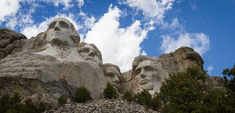 Mount Rushmore nationell monument, South Dakota arkivbild