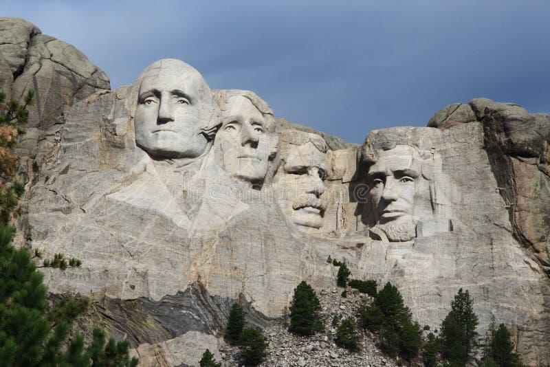 Mount Rushmore stock image