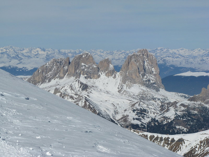 Mount Sassolungo
