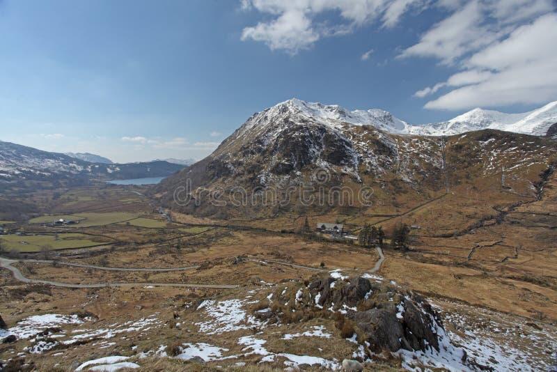 Download Mount Snowdon Snowdonia stock photo. Image of nationa - 30458056