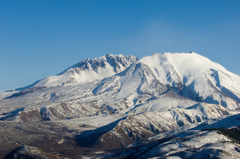 Mount St. Helen stock photography