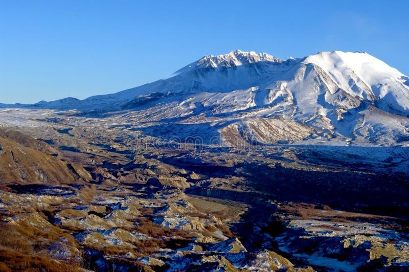 Mount St. Helen stock photos