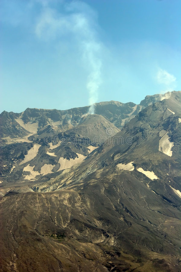 Mount St Helens royalty free stock images