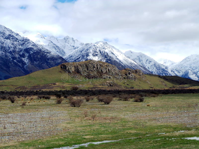 Edoras Of Rohan In Middle-Earth Stock Photo - Image of ...