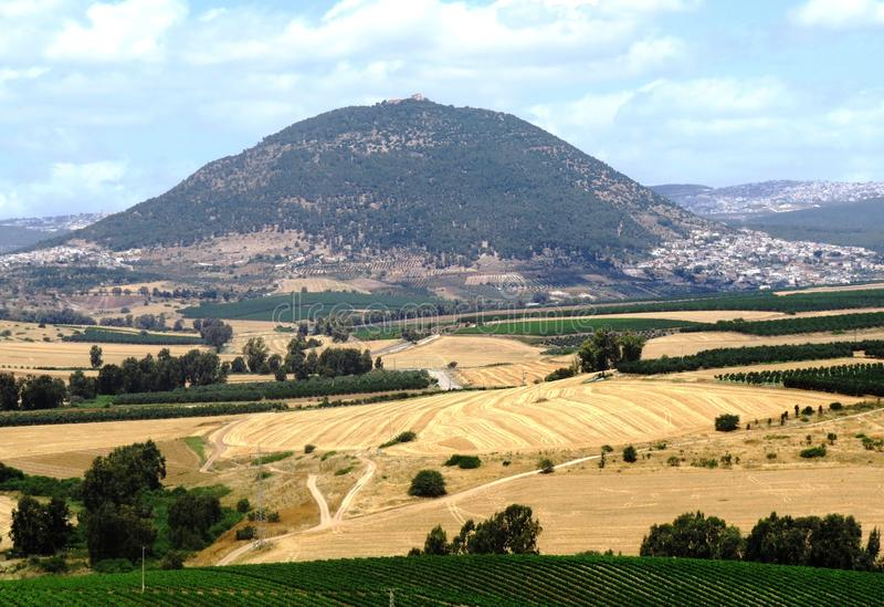 Mount Tabor stock photography