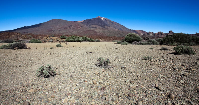 Download Mount Teide stock image. Image of wide, spanish, nature - 13249591