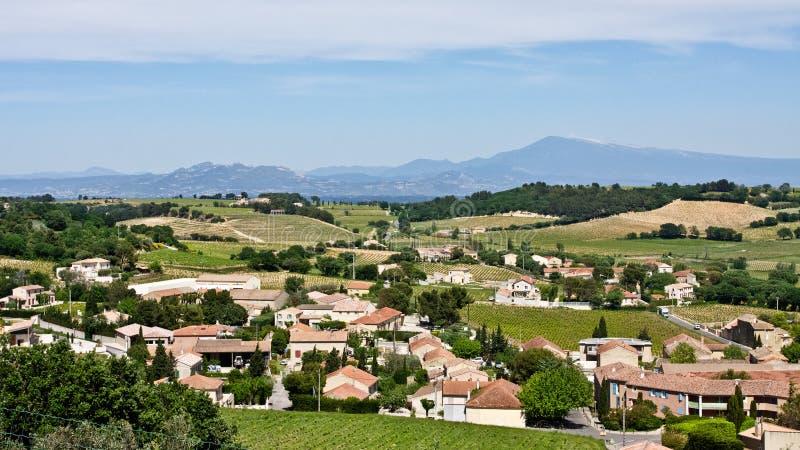 Mount Ventoux and Châteauneuf-du-Pape