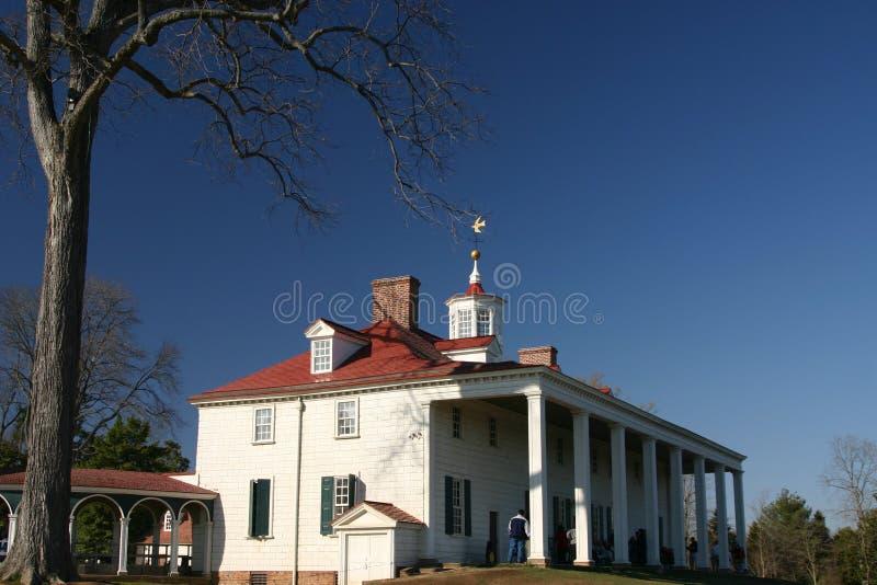 Mount Vernon stockbilder