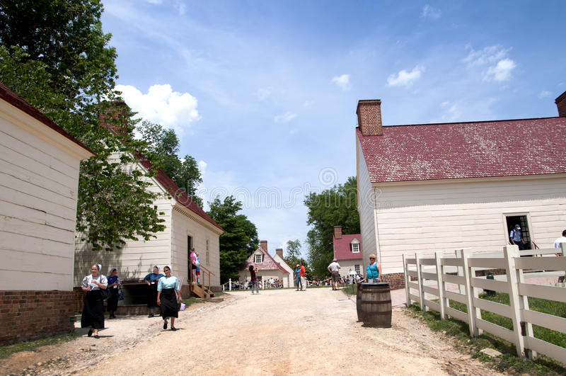 Mount Vernon hemmet av George Washinton på bankerna av Potomacet River i USA arkivfoton