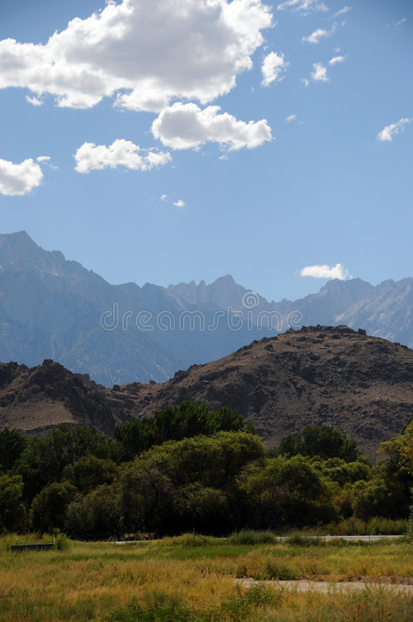 Free Mount Whitney Stock Photo - 5997150