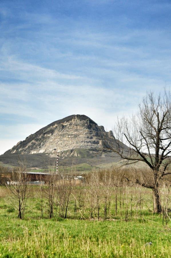 Free Mount Zheleznaya Stock Photo - 53767560