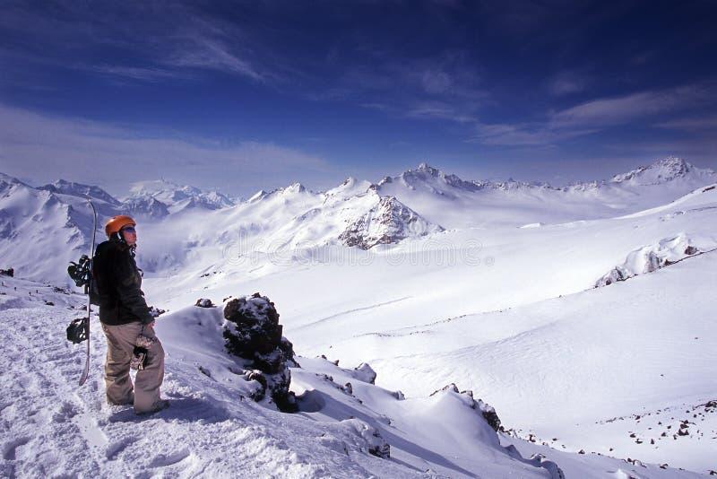 Mountain 021 royalty free stock photo