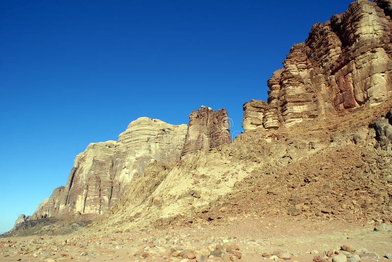 Download Mountain stock photo. Image of clear, beauty, jordan - 15806770