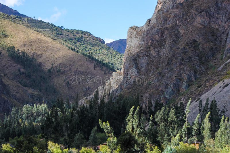 Mountain2 fotografía de archivo
