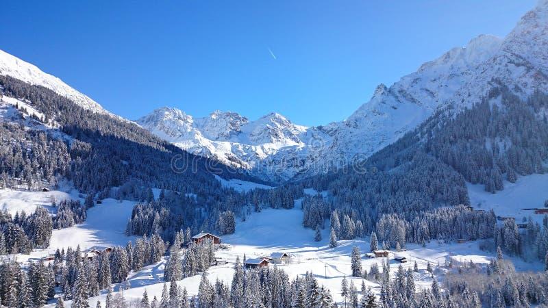 Mountain Alps beautiluf i love IT royalty free stock photos