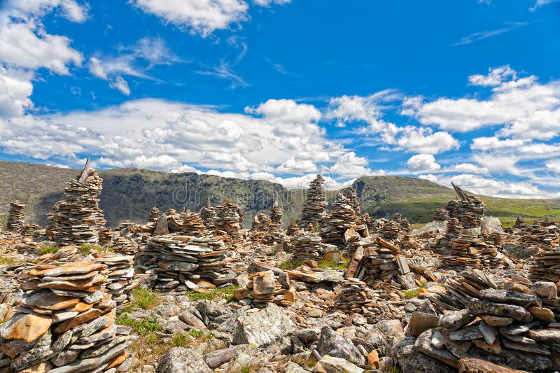 Mountain Altai. stock photos