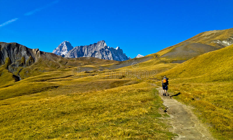 Mountain Backpacking