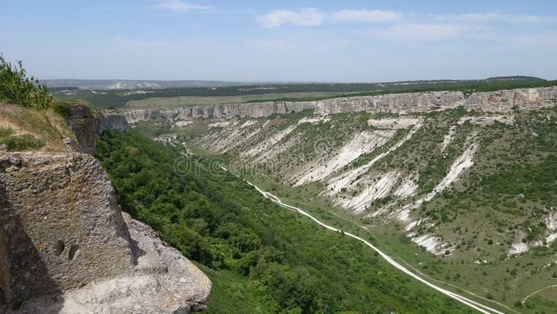 The Mountain Besh-Kosh. Bakhchisarai. In the Crimea stock photos