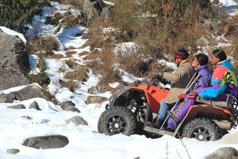 Mountain bike. foto de stock