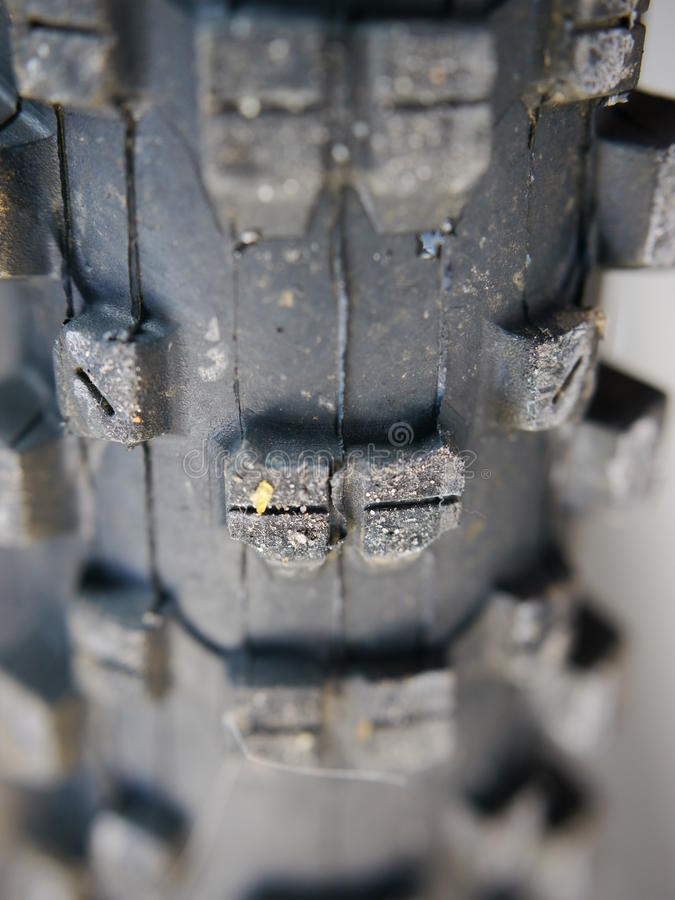 Mountain bike tyre