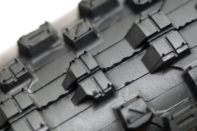 Download Mountain Bike Tyre Threads stock image. Image of mountain - 5215673