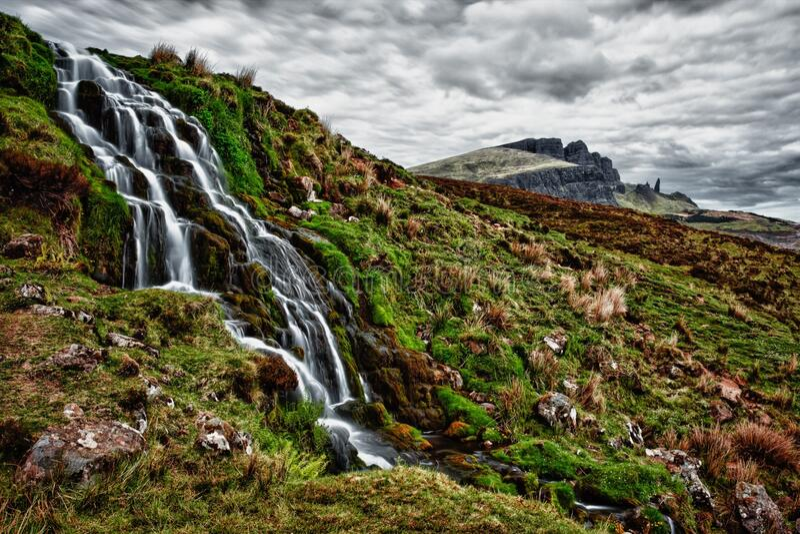 Mountain Body Of Water Free Public Domain Cc0 Image