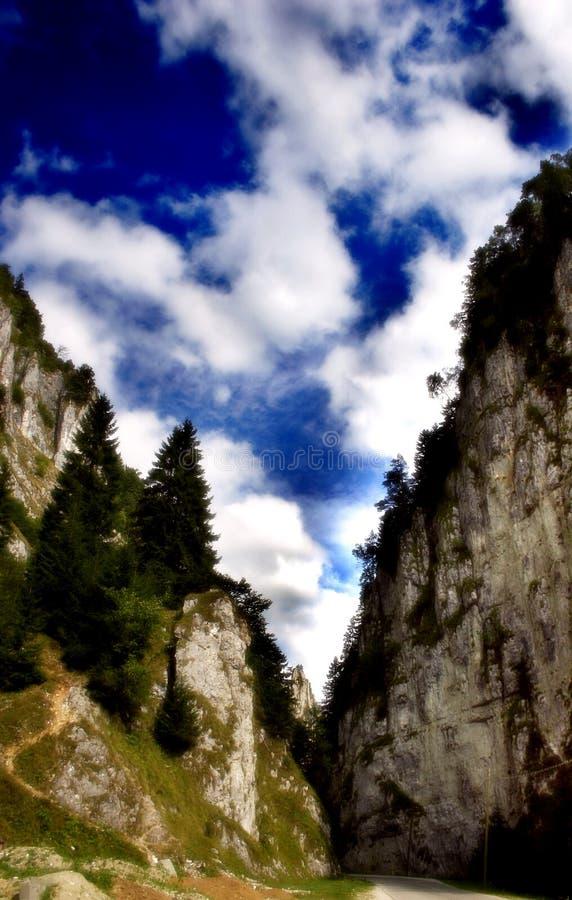 Free Mountain Canyon Stock Image - 1256141