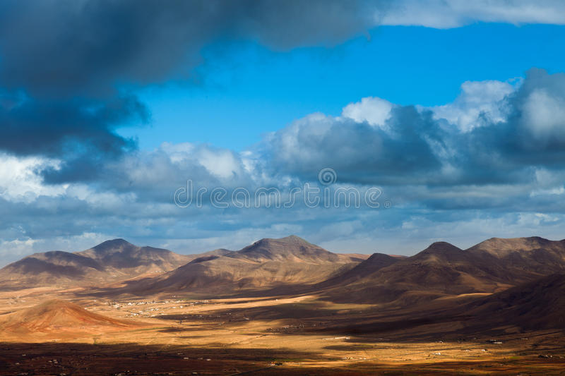 Mountain chain royalty free stock image