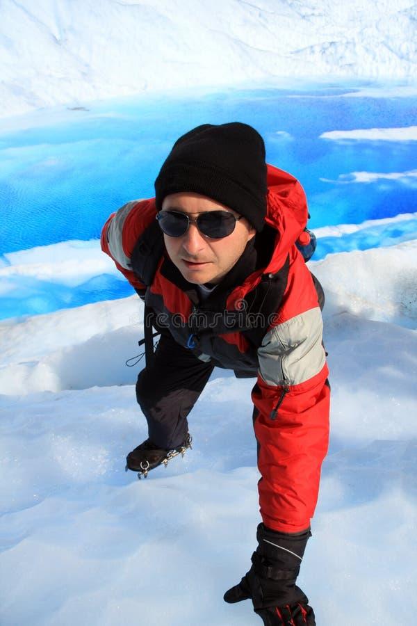 Download Mountain climber stock photo. Image of patagonia, climb - 8671886
