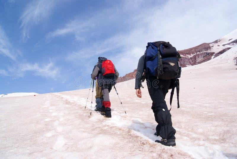 Mountain Climbing Stock Photos