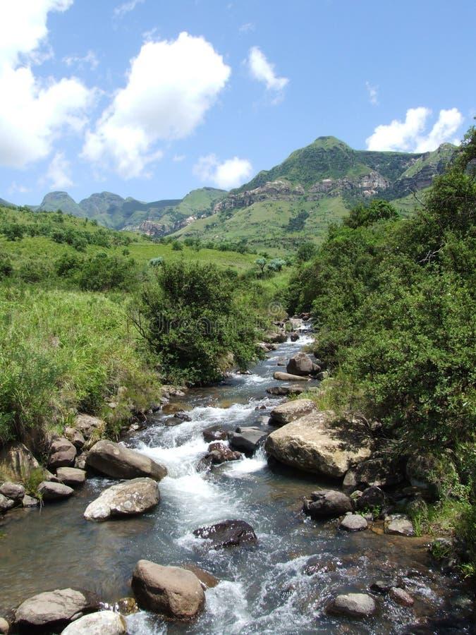 Download A Mountain Creek Stock Photos - Image: 4222933