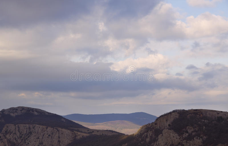 Download Mountain in Crimea stock photo. Image of geography, stone - 23293222