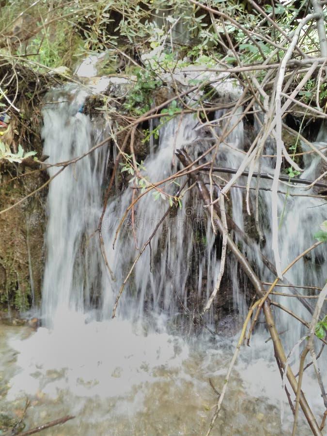 Mountain& x27 do atlas; cachoeiras de s fotos de stock
