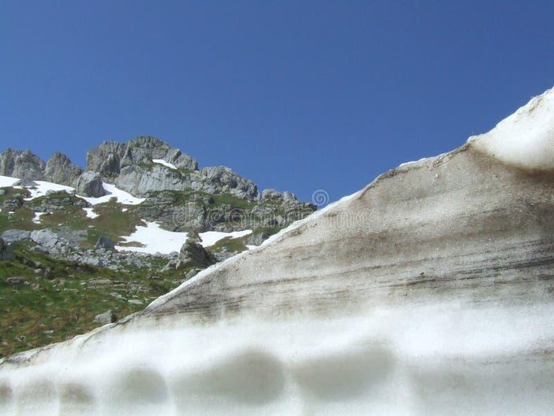 Mountain Durmitor. In Montenegro stock photo